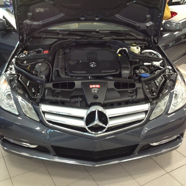 Photo Taken At Mercedes Benz Of Rochester MN By Wes D. On 8/