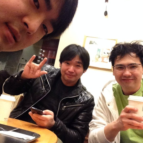 Photo taken at Starbucks Coffee ひたち野うしく店 by Fabio A. on 3/8/2014