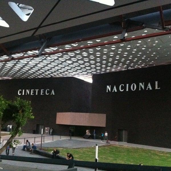Foto tomada en Cineteca Nacional por Victor M A. el 4/15/2013
