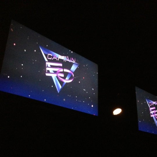 Photo taken at Captain EO by Lisa A. on 10/4/2012