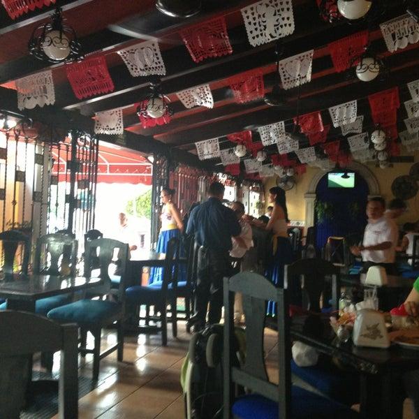 Foto tomada en La Parrilla Cancun por Kike M. el 3/10/2013