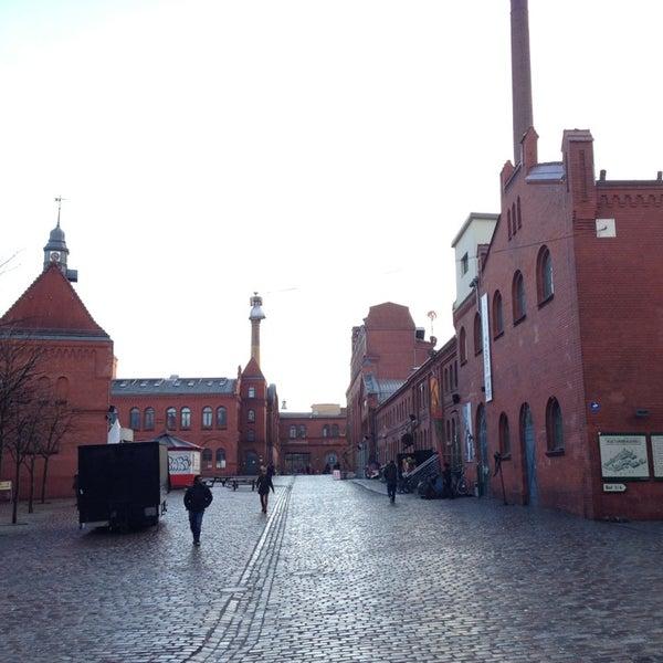 Photo taken at Kulturbrauerei by Amaury D. on 2/4/2013