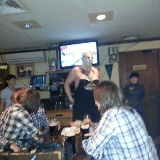 Снимок сделан в Molly Malone's Pub пользователем Хосе Луис Ч. 1/25/2013