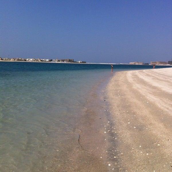 1/7/2013 tarihinde Dianaziyaretçi tarafından Rixos The Palm Dubai'de çekilen fotoğraf
