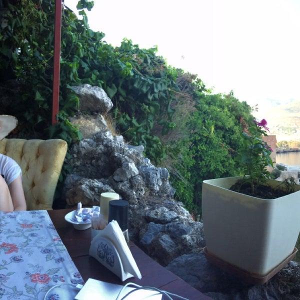 9/24/2017 tarihinde Анастасия Р.ziyaretçi tarafından Centauera Butik Hotel &Cafe'de çekilen fotoğraf