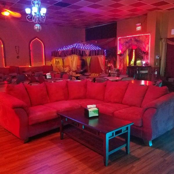 & The Tent Hookah Lounge - Greater Arlington - 5 tips