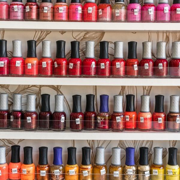 Es Nail Salon Los Angeles: ES Nail Bar & Organic Spa