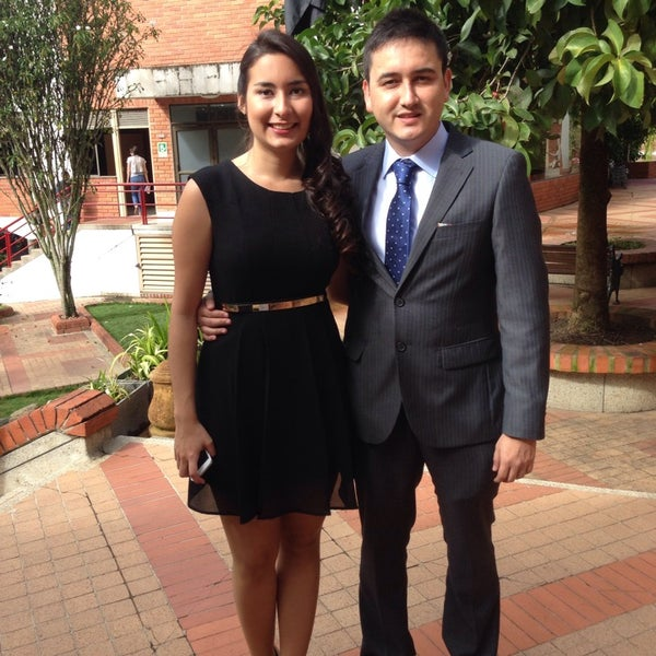 Photo taken at Universidad Pontificia Bolivariana - Seccional Bucaramanga by Ivan A. on 11/7/2014