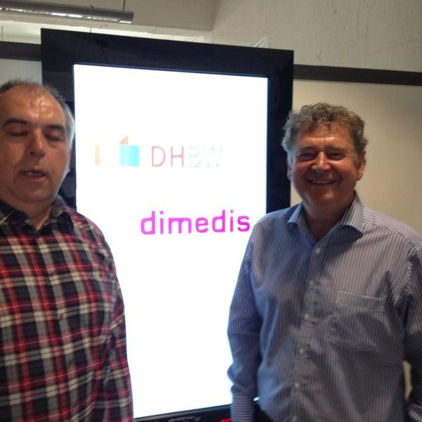 Das Foto wurde bei dimedis GmbH von Klaus M. am 7/25/2013 aufgenommen