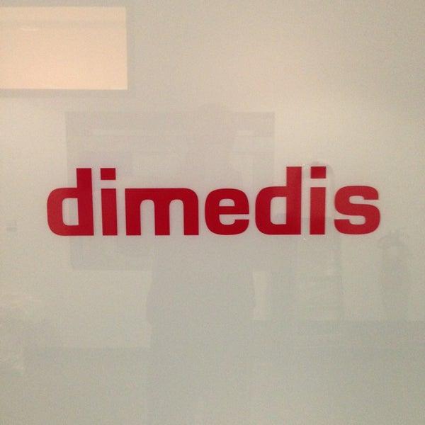 Das Foto wurde bei dimedis GmbH von Klaus M. am 1/8/2013 aufgenommen