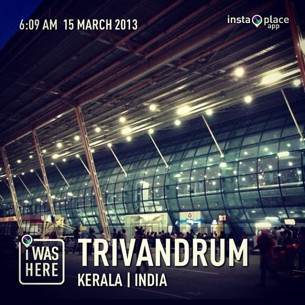 What Places Cannot Be Missed In North Kerala: Trivandrum International Airport (TRV)