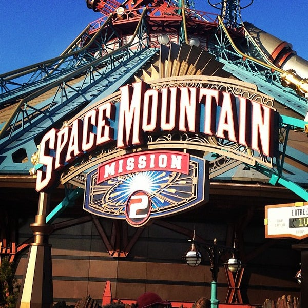 space mountain mission 1 - photo #11
