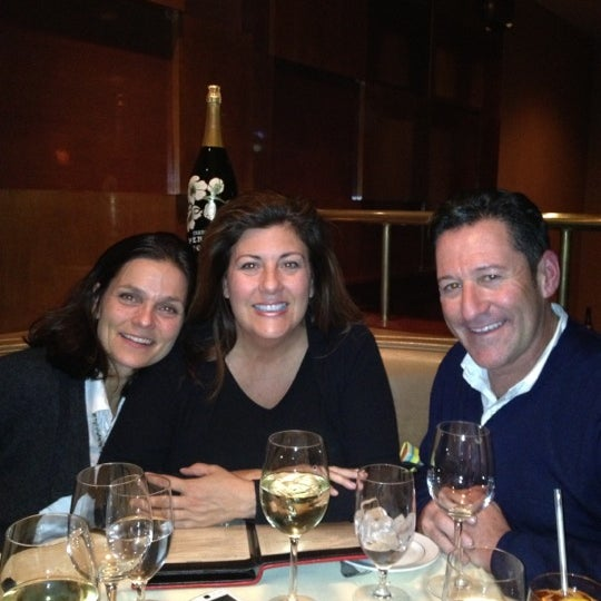 Photo taken at Rothmann's Steakhouse by Lisa D. on 10/11/2012