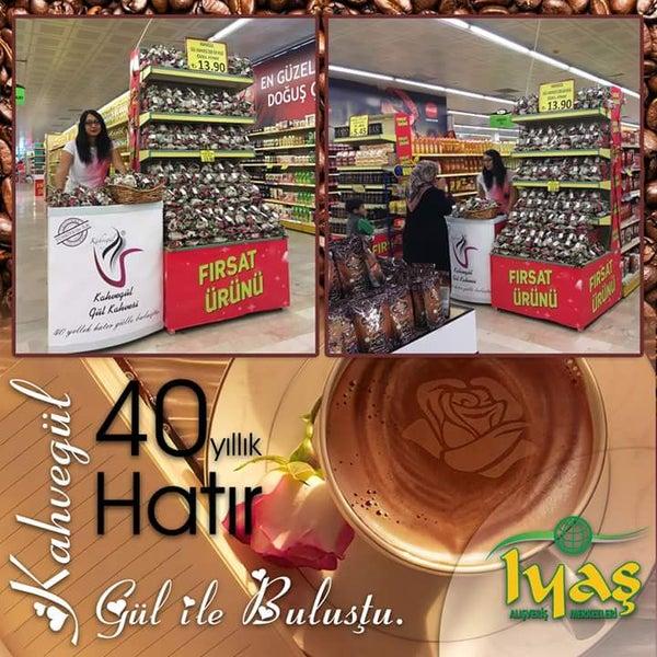 10/8/2017 tarihinde Havva S.ziyaretçi tarafından Iyaş Market'de çekilen fotoğraf