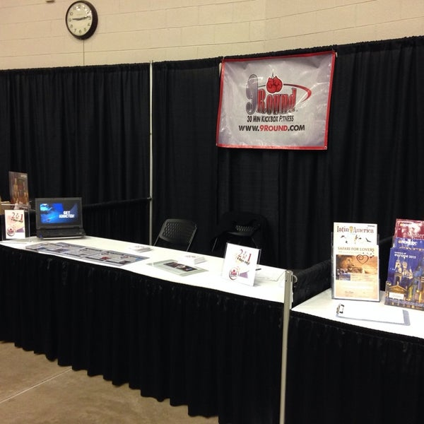Photo taken at Waukesha County Expo Center by 9Round K. on 11/9/2013
