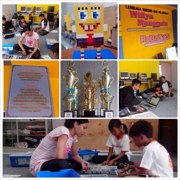 Photos At Robotics Education Center Student Center