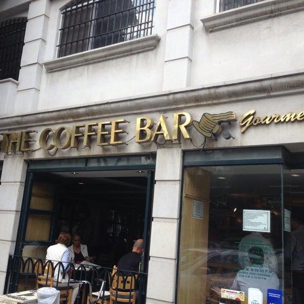 Photo taken at The Coffee Bar by Ruslan B. on 11/5/2013