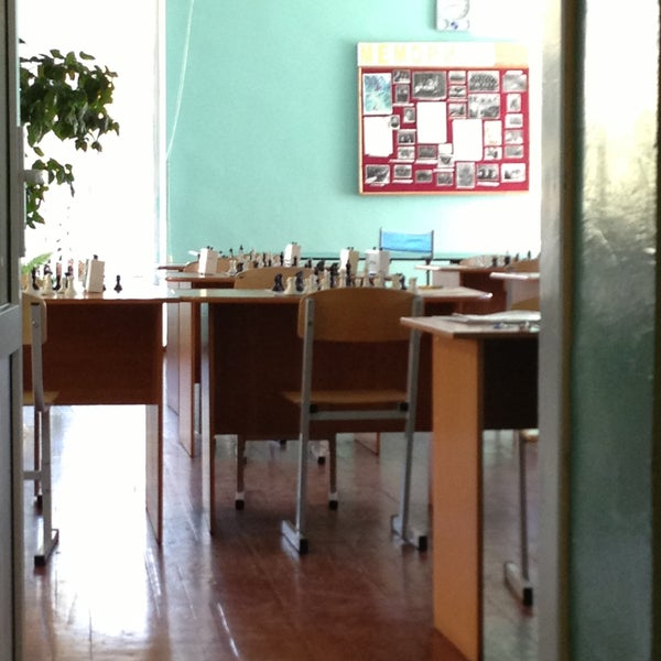 Photo taken at Шахматный Клуб Белая Ладья by Мария👓 И. on 5/15/2013