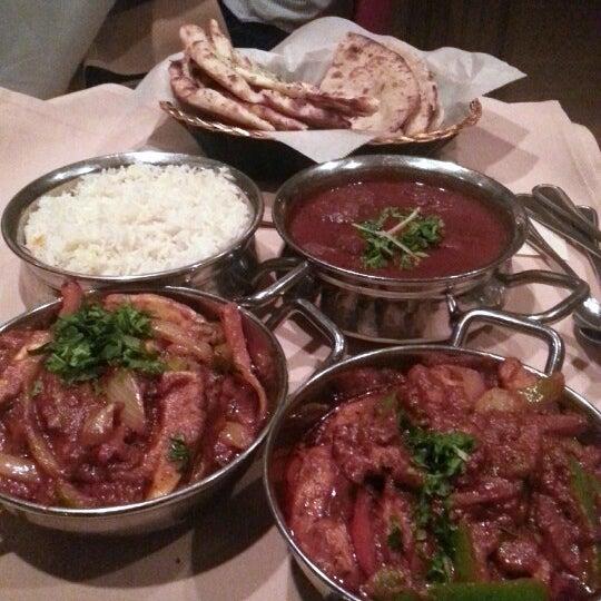 Amber Indian Food San Francisco