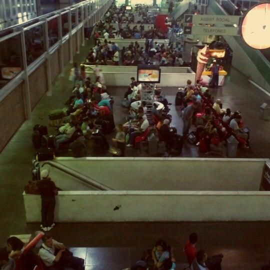 Photo taken at Terminal Rodoviário Governador Israel Pinheiro by Amanda A. on 10/9/2012