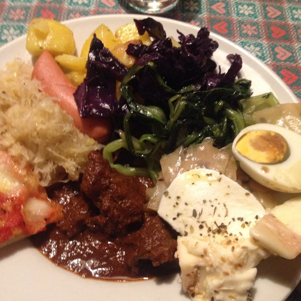 Cantina Tirolese - Deutsches Restaurant in Roma