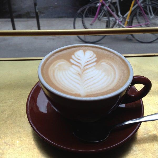 Photo taken at Stumptown Coffee Roasters by Lauren B. on 5/11/2013