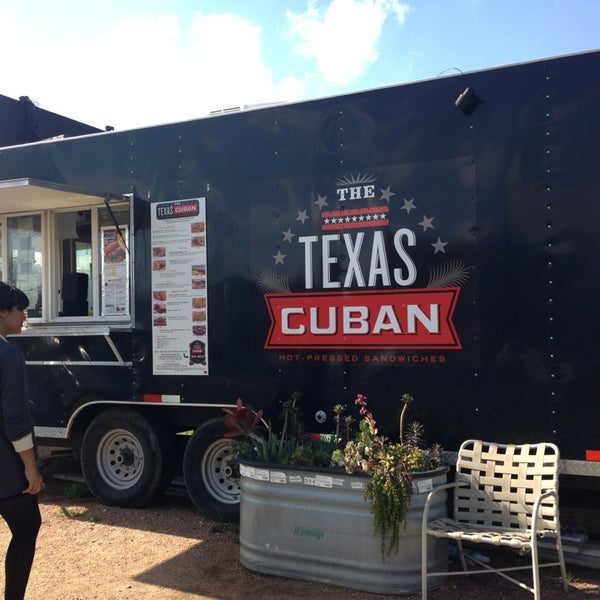 Photo taken at The Texas Cuban by Daan V. on 3/14/2013