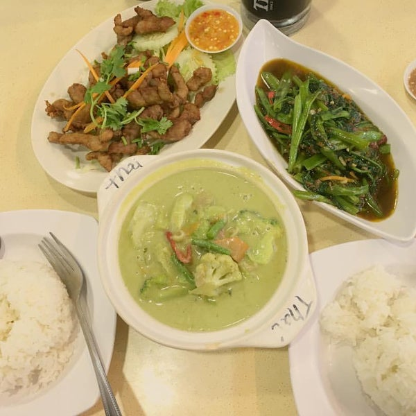 Bangkok dk thai food thai restaurant for Authentic thai cuisine los angeles