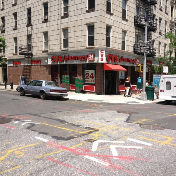 cvs pharmacy - upper east side