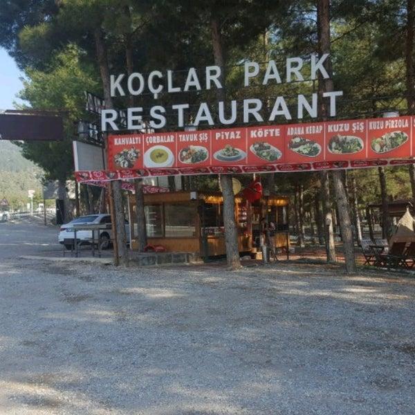 3/28/2017 tarihinde DeDe .ziyaretçi tarafından Koçlar Restaurant ve Dinlenme Tesisi'de çekilen fotoğraf