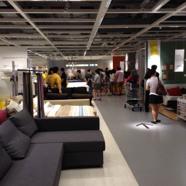 Ikea Show Room Innovation Inspiration Showrooms On Bedroom: Furniture / Home Store In Tangerang