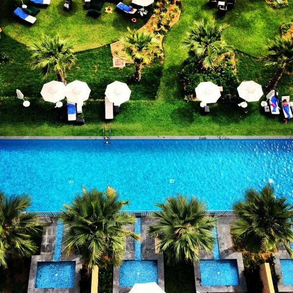 3/24/2013 tarihinde Alexandrova E.ziyaretçi tarafından Rixos The Palm Dubai'de çekilen fotoğraf