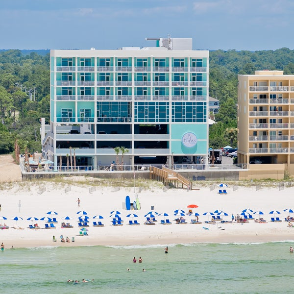 Best Western Orange Beach Tides