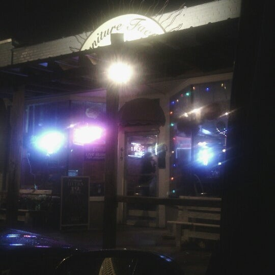 Photo Taken At Furniture Factory Bar U0026amp; Grill By Brian M. On 1/