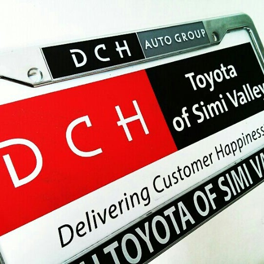 Photo taken at DCH Toyota of Simi Valley by Isaac H. on 1/18/2013