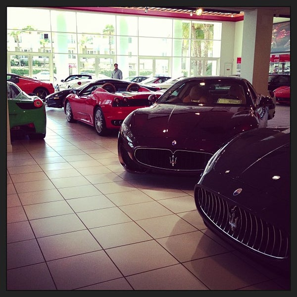 ferrari of newport beach auto dealership in newport beach. Cars Review. Best American Auto & Cars Review