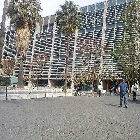Photo taken at Biblioteca Vasconcelos by Isaah C. on 1/20/2013
