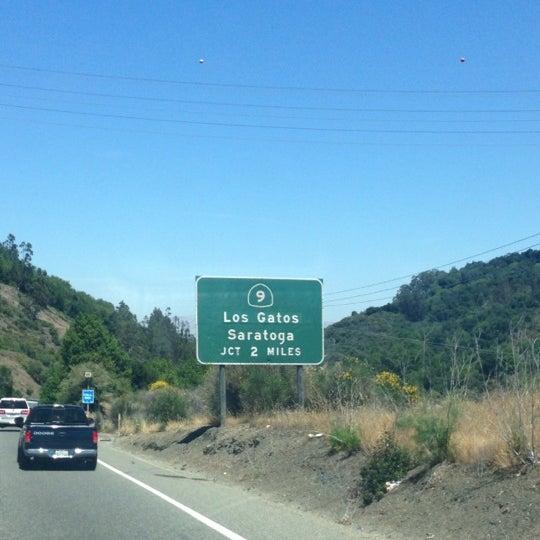 Photo taken at Santa Cruz Mountains by Omid L. on 5/20/2013