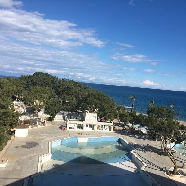 2/25/2018 tarihinde Masör M.ziyaretçi tarafından Mirada Del Mar Resort'de çekilen fotoğraf