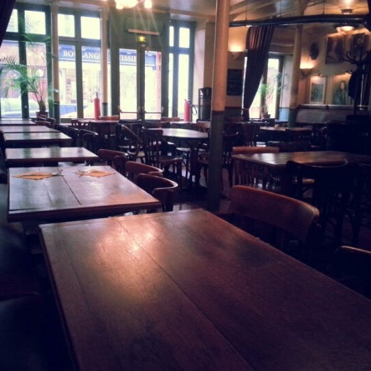 Photo taken at Café de l'Industrie by Zowa M. on 1/29/2013