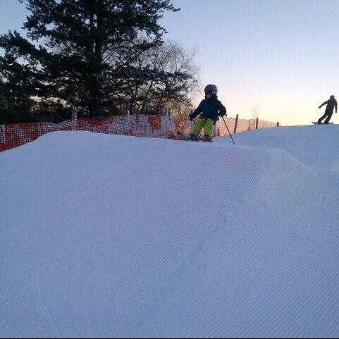 Photo taken at Chicopee Ski & Summer Resort by Brendan L. on 2/6/2013