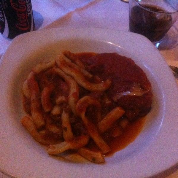 Foto tirada no(a) Di Andrea Gourmet Pizza & Pasta por Carlos C. em 1/28/2013