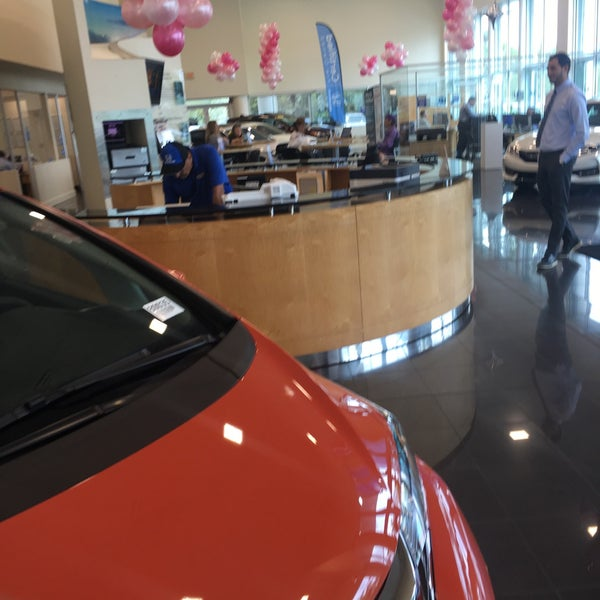 Photo Taken At Braman Honda By Irveltz L. On 10/6/2017