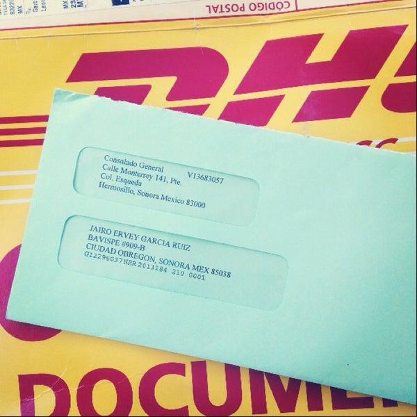 Dhl express oficina de env os for Oficinas de dhl en madrid
