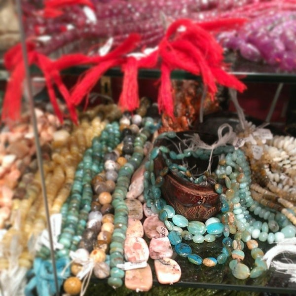 Photo taken at Beads of Paradise by Scottie R. on 3/24/2014