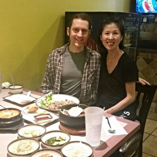 Photo taken at Jun's House Korean Restaurant by A Devoted Yogi on 2/10/2015