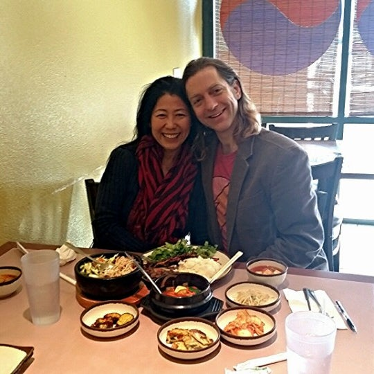 Photo taken at Jun's House Korean Restaurant by A Devoted Yogi on 1/22/2015
