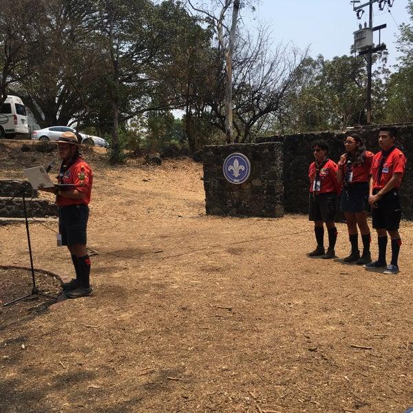 Foto tirada no(a) Campo Escuela Scout Meztitla por Miner H. em 5/7/2017