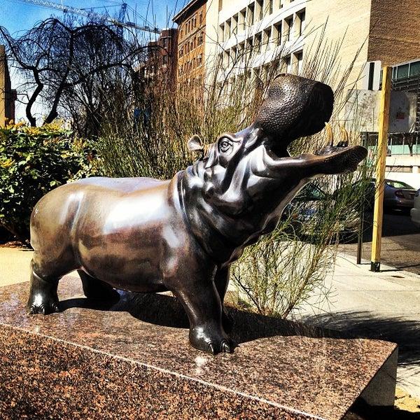 Photo taken at The George Washington University by Keya Z. on 3/5/2013