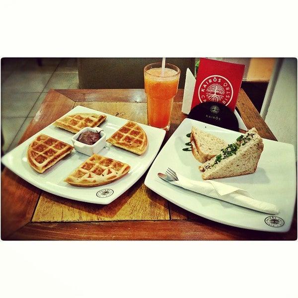 Foto tirada no(a) Café Kairós por Bruno B. em 10/9/2014